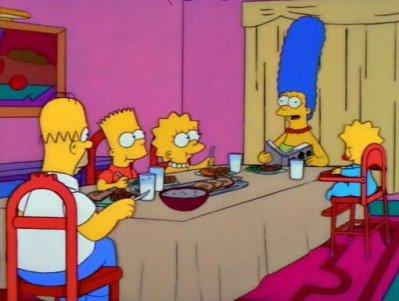 Homer bart lisa marge et maggie votre source sur les - Marge simpson et bart ...