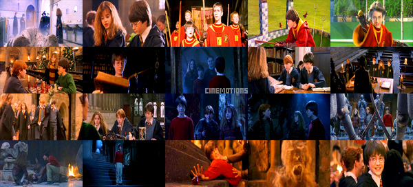 Harry potter à l école des sorciers chris columbus